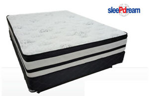 New Sleep Dream Orchid 200 Double Mattress