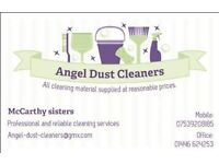 Angel-Dust Cleaners