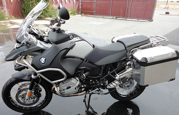 Choosing the Right Parts for Your BMW GS Adventure