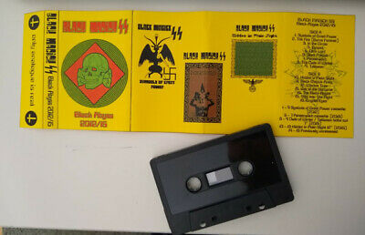Black Magick SS – Black Abyss 2012/15 Tape new