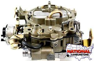 MARINE QUADRAJET fits MERCRUISER 5.7L Engines plus a upgraded ELECTRIC CHOKE