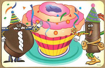Hostess Captain Cup Cake, Happy 74th Birthday Twinkie Kid, Ceiling Dangler, Sign