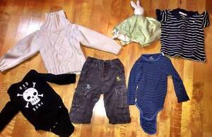 Baby clothes 12 month, maternity, baby proofing, toys
