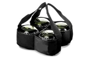 Bowling Green Bowls Carrier Boule Carry Harness Only Holds 4 Bowl Black/White