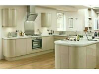 SUPPLY AND FIT HOWDENS Kitchen - From £1290, Quality at Llucias Kitchen fitters and Window fitters
