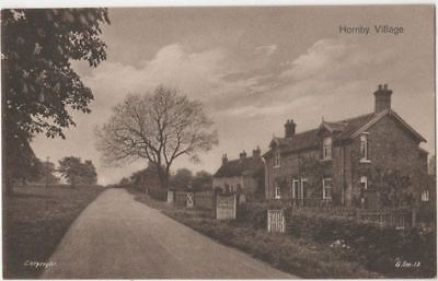 Hornby Village, Lancashire Postcard, BC004