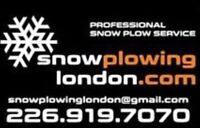 Snowplowing / Snow Removal and Salting Service