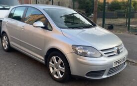 image for Vw Golf Plus 1.6 ( Serviced and Mot'd)