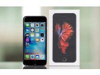 Apple iPhone 6s 16GB O2 giffgaff tesco Coke with accesoires warranty & Receipt