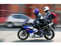 Seeking other motorbikers for group rides