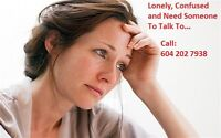 Don't suffer in silence.Help for Anxiety,Depression and more ...