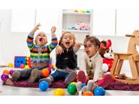Childcare nanny in East London Bow- available 5 days a week!