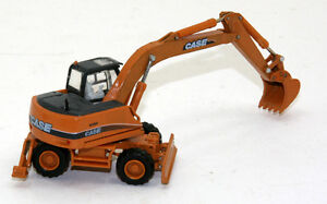 Case Excavator WX 185 - Motorart 1:87 Diecats Construction Vehicle