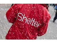 Help the Homeless this winter – Fundraising Jobs £8.50+ p/h
