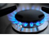 * £30 * Gas Cooker install + Safety Certificate Gas Safe corgi Registered plumber Engineer *