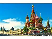Russian via skype