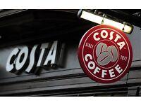 Costa Coffee Supervisor