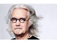 3 Tickets for Billy Connolly, high horse tour