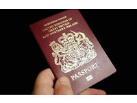 Applying British citizenship, Permanent Residence, Right of Abode or Child passport? Call us today