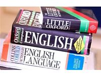 English Lessons (CELTA-qualified teacher & native speaker)