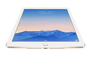 Tablette Ipad air 2 Gold 128 GB couverture Apple 5 Mai 2017