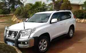 2012 Toyota LandCruiser Prado **12 MONTH WARRANTY** West Perth Perth City Area Preview