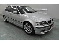 BMW 318I (2004) M SPORTS , LOW MILES