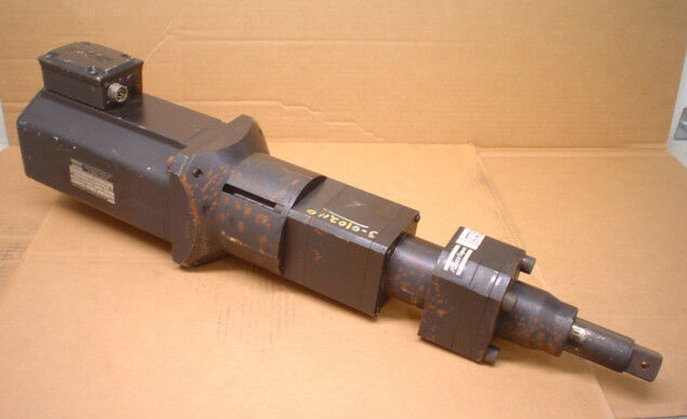 Atlas Copco QMR90-47-R Torque Motor/AC Servo Motor Assembly