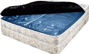 PPU- Queen size hybrid waterbed