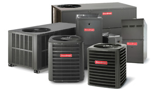 Heat Pump / Furnaces / Air Conditioner/ Central & Wall Units