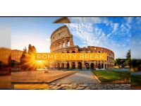 Saving 41% Off LUXURY ROME CITY BREAK from £89pp