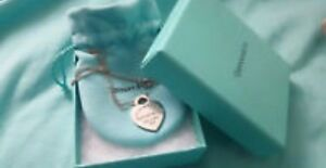 TIFFANY AND CO. STERLING NECKLACE