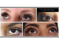 £35 FULL SET- Mink Volume eyelash extensions - LIMITED OFFER!!