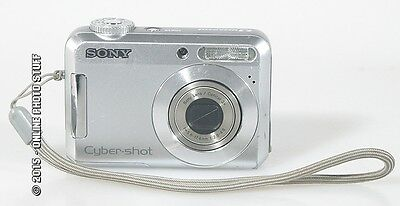 SONY CYBER-SHOT N50 DIGITAL CAMERA [NOT WORKING, FOR