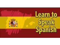 Spanish lessons £9 hour