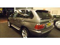 2006 (06 plate) BMW X5 SPORT E53 3.0d Diesel, Auto FULLY LOADED