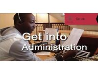 Get into Administration