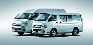 A-COMPLETE-SET-OF-CHROME-DOOR-HANDLE-COVER-TOYOTA-HIACE-COMMUTER-2005-2011-ON