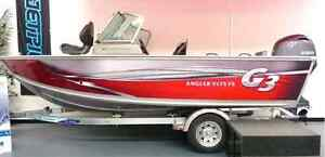 Yamaha G3 V175FS - *Hull & Accessories Only* Wangara Wanneroo Area Preview