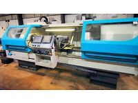 COLCHESTER COMBI 4000 x 2000 MANUAL / ELECTRONIC OR FULL FLAT BED CNC LATHE