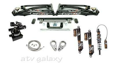 Houser XC Precision Pro Fox Evol Float 3 RC2 Long Travel Suspension Kit YFZ450R