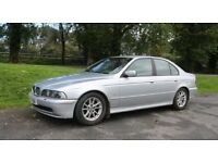 2004 BMW 530d Automatic Very Clean Car Black Leather