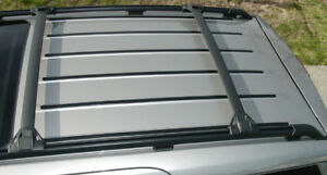 Cross bars for Dodge Caravan