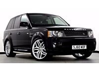 """22"""" RANGE ROVER SPORT STYLE ALLOYS WHEELS HSE HST AUTOBIOGRAPHY AUTO BIOGRAPHY"""