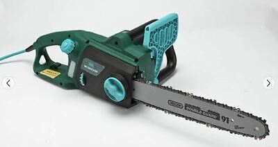 McGregor MEC1835 35cm Corded Electric Chainsaw 1800W R/F RRP£99