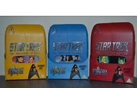 Star Trek The Original Series - Season 1, 2 and 3 DVD Boxsets For Sale