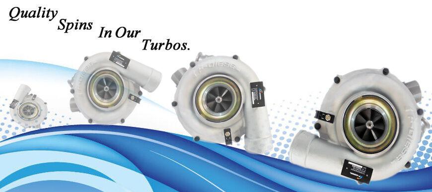 CF-Power Turbochargers