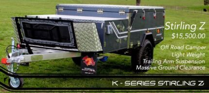 Ezytrail Camper Trailer Fyshwick South Canberra Preview