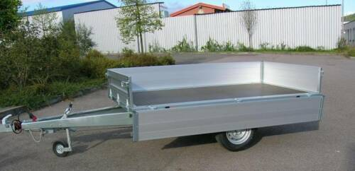 pkw anh nger brenderup hochlader 4260b 1200 kg gebremst in saarland kirkel pkw anh nger. Black Bedroom Furniture Sets. Home Design Ideas