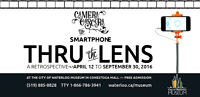 Thru the Lens - City of Waterloo - free exhibit